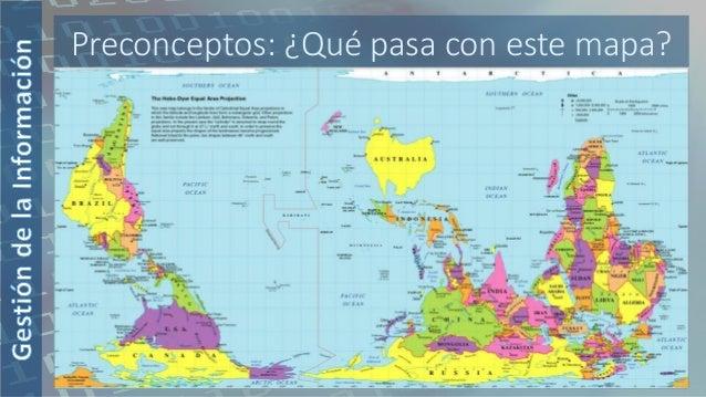 Preconceptos: ¿… y con este mapa?