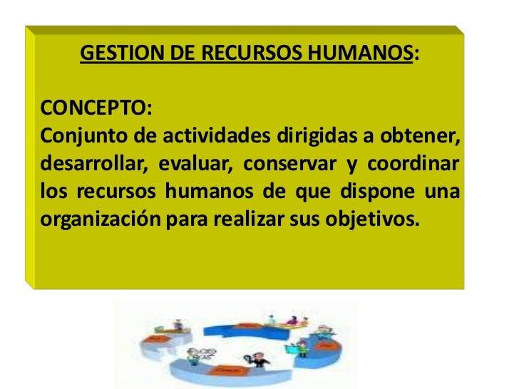 Gesti N De Recursos Humanos En Educaci N