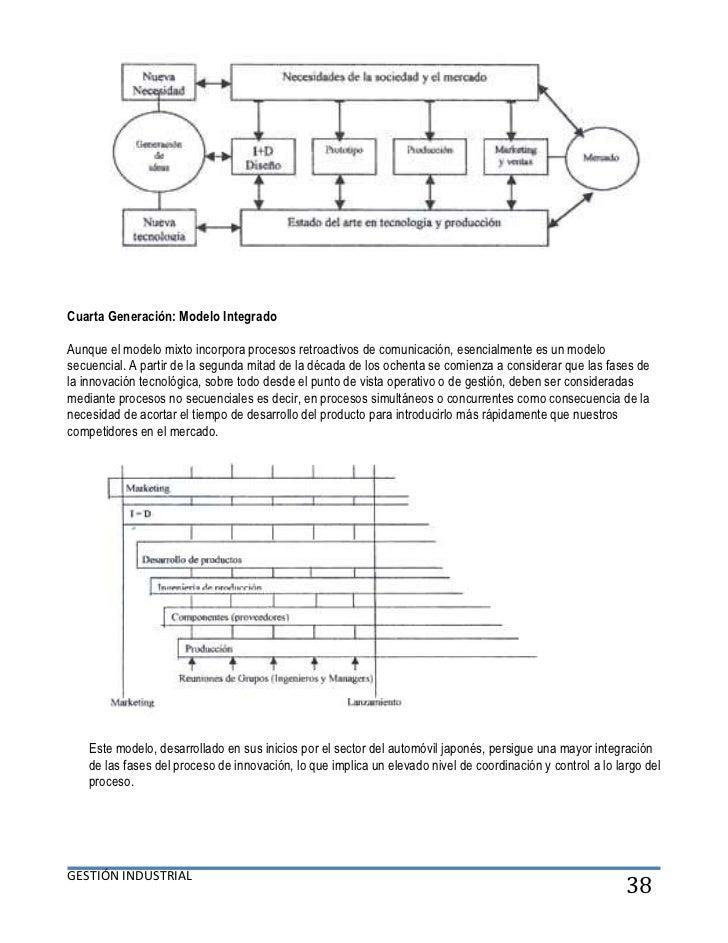 Cuarta Generación: Modelo IntegradoAunque el modelo mixto incorpora procesos retroactivos de comunicación, esencialmente e...