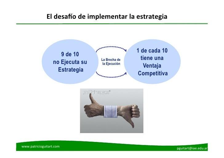 Gestión estratégica en Organismos Públicos Slide 2