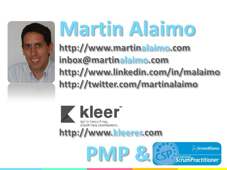 Gestión Ágil de Proyectos Scrum - Rosario - Julio-2010 Slide 2