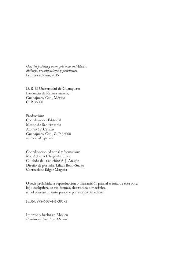 7 Índice Introducción general David Arellano Gault y Fernando Patrón Sánchez . . . . . . . . . . . . . . . . . . . . 9 Pri...
