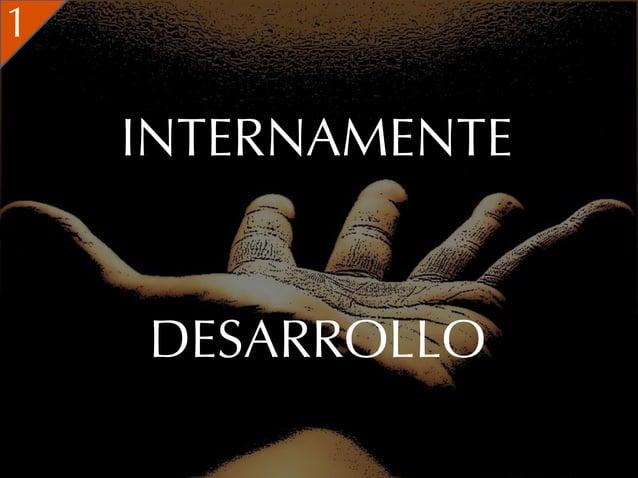 1    INTERNAMENTE    DESARROLLO