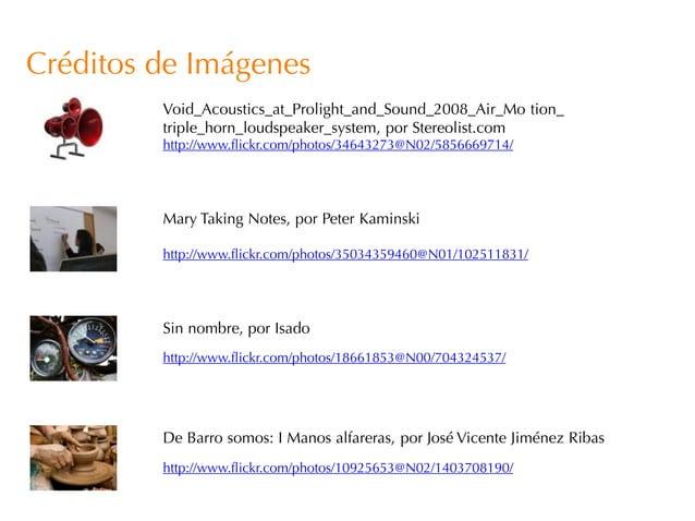 Créditos de Imágenes         Void_Acoustics_at_Prolight_and_Sound_2008_Air_Mo tion_         triple_horn_loudspeaker_system...