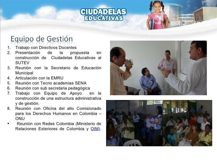 PRESENTACION SOBRE GESTION Slide 3