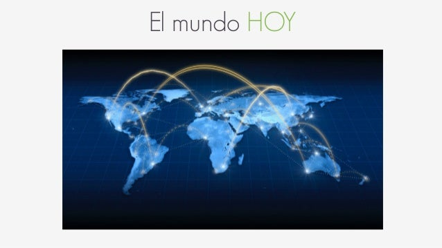 El mundo HOY