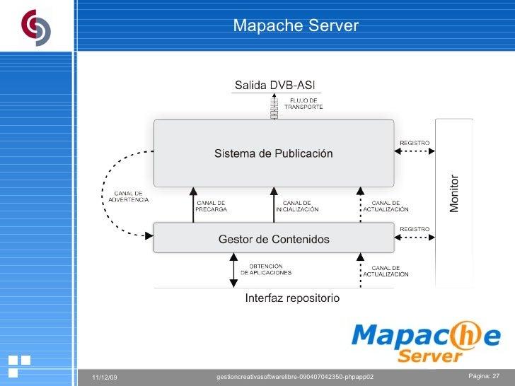 Mapache Server