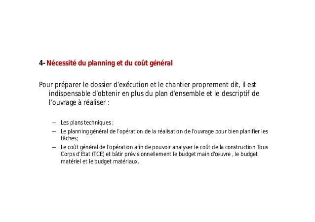 gestion de chantier ct btp_def 18 10 13 - Planning Travaux Maison Individuelle