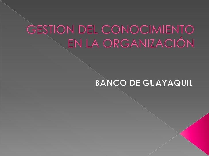    Nuestros clientes disfrutan de una amplia gama de productos y servicios a través de las    oficinas del Banco de Guaya...
