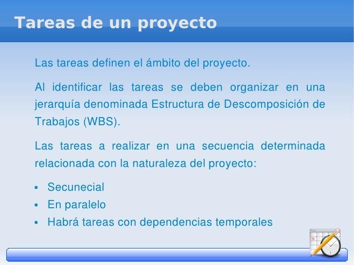 Gestion de Proyectos con OpenProj