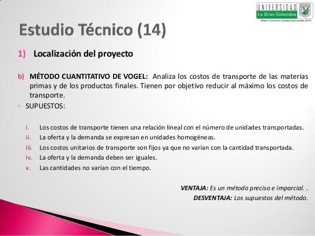Gestion de proyectos sesion 3 for Proyecto tecnico ejemplos