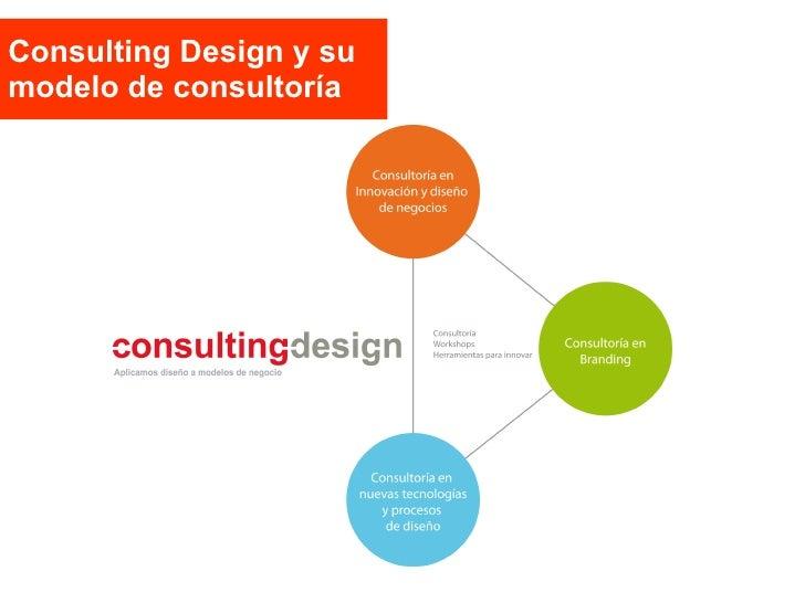 Consulting Design y su modelo de consultoría