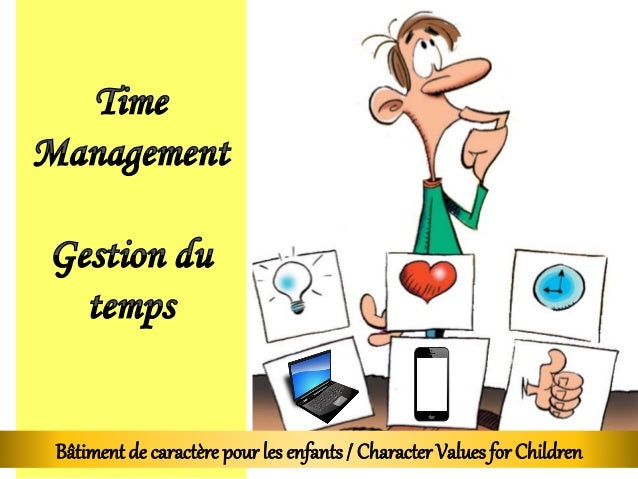 Bâtimentde caractère pour les enfants / Character Values for Children