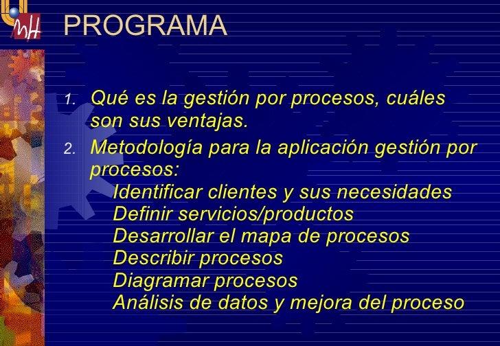Gestion por procesos Slide 3