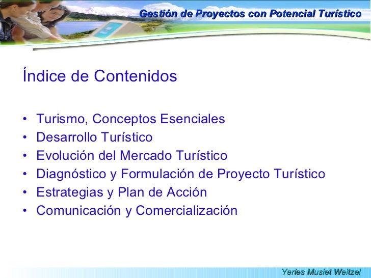 Gestion Proyectos Turísticos para Municipios Slide 3