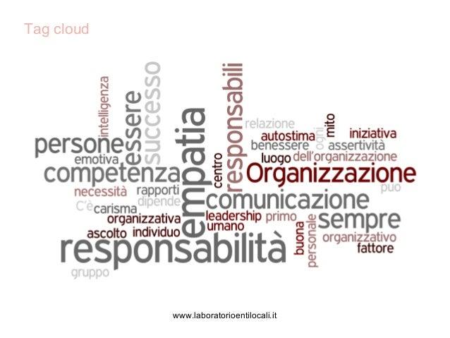 www.laboratorioentilocali.it Tag cloud