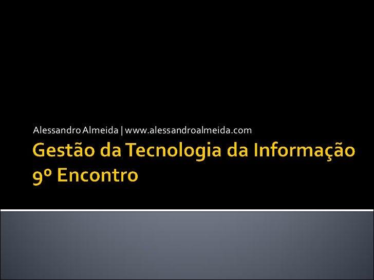 Alessandro Almeida | www.alessandroalmeida.com