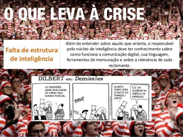 Influenciadores  Imprensa  Parte envolvida na crise  Funcionários e Fornecedores  Estrategista  Gestor  Operador