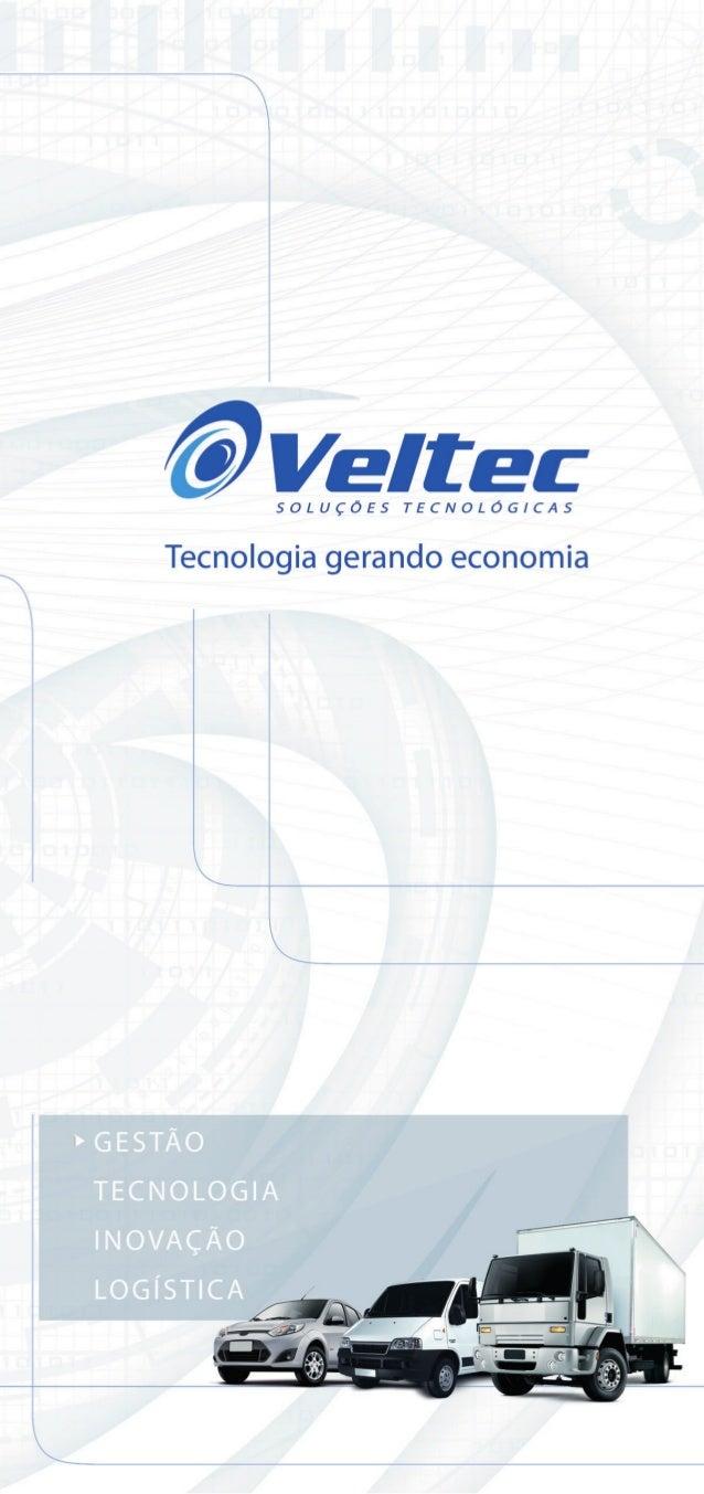 Gestão de transporte   Veltec Soluções Tecnológicas