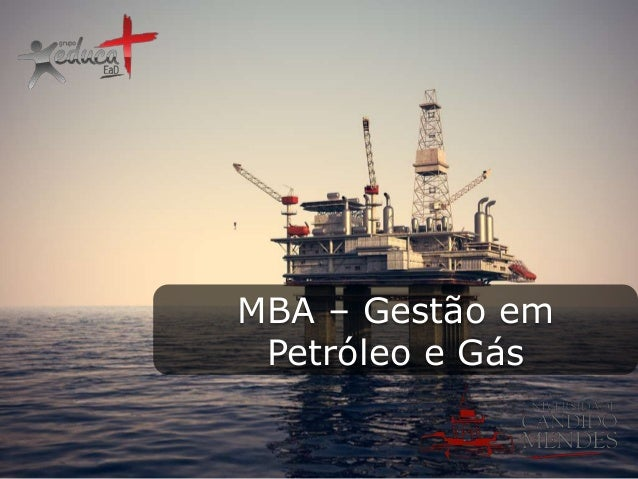 MBA – Gestão em Petróleo e Gás