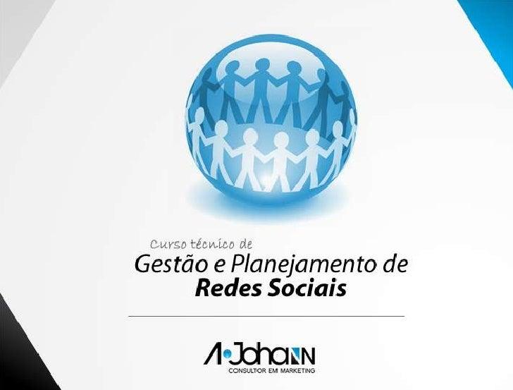 Curso Marketing em Redes Sociais