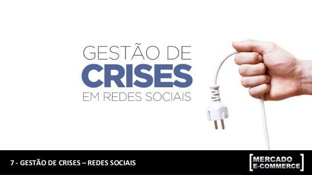 GESTÃO  DE  CRISES  –  REDES  SOCIAIS   BARULHO  X  CRISE