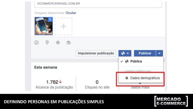 DEFININDO  PERSONAS  EM  PUBLICAÇÕES  SIMPLES