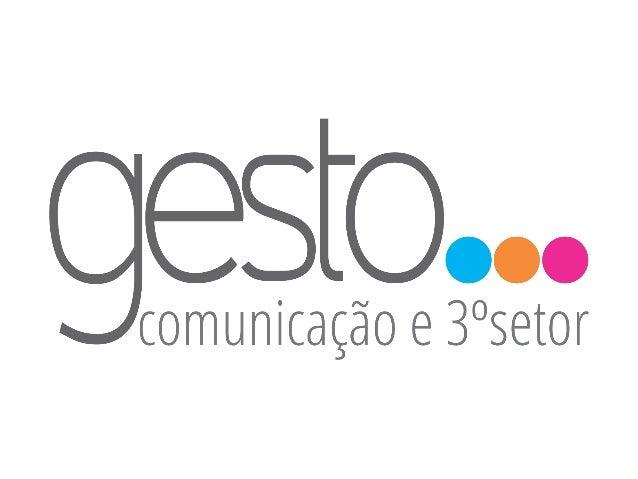Há dez anos no mercado, a Gesto é uma empresa de consultoria com foco em Assessoria de Imprensa, Conteúdo e Publicações e ...