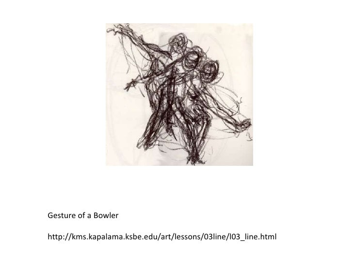 Line Drawing In Html : Gesture drawing introduction