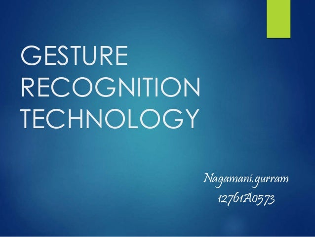 Top 18 Gesture Recognition Technology Companies
