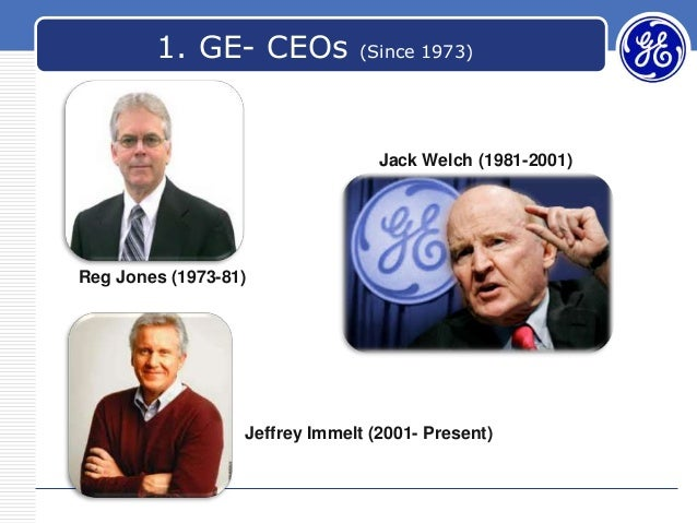 GE's Two-Decade Transformation: Jack Welch's Leadership Essay Sample