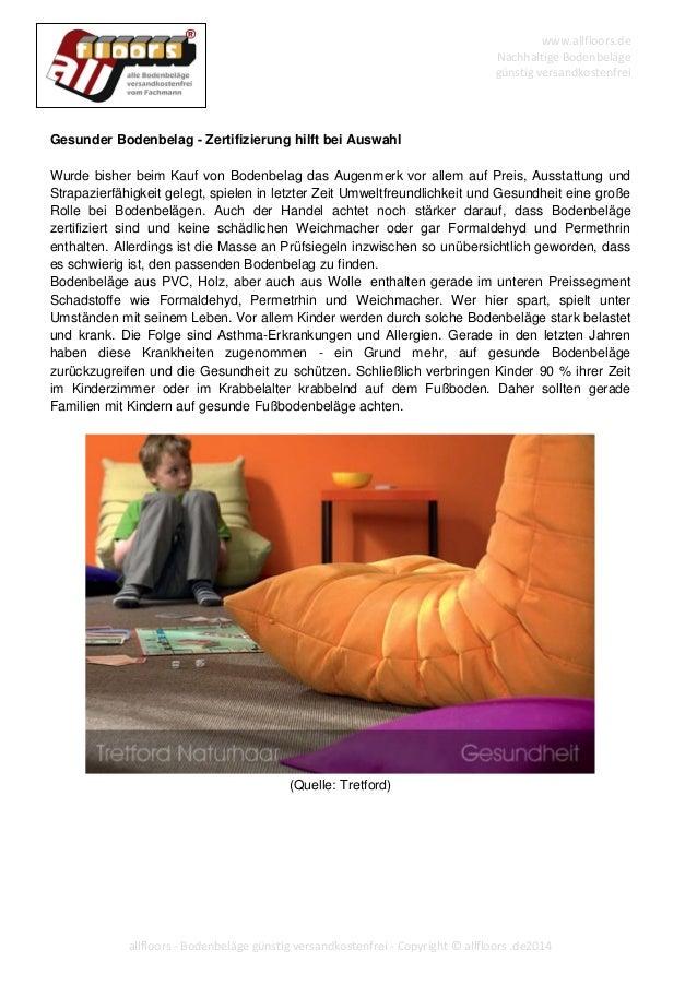 www.allfloors.de  Nachhaltige Bodenbeläge  günstig versandkostenfrei  allfloors - Bodenbeläge günstig versandkostenfrei - ...