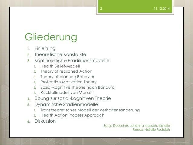 Seminar Gesundheitspsychologie 2014 Präsentation Von Gruppe 1