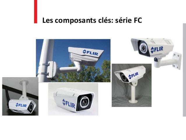 Les composants clés: série FC