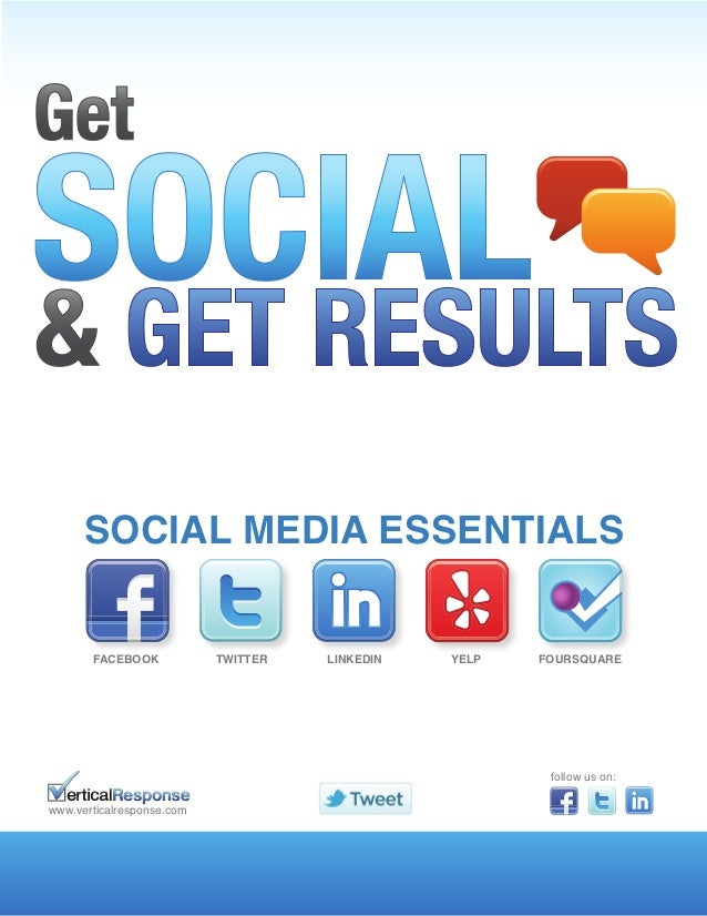 SOCIAL MEDIA ESSENTIALS       FACEBOOK            TWITTER   LINKEDIN   YELP   FOURSQUARE                                  ...