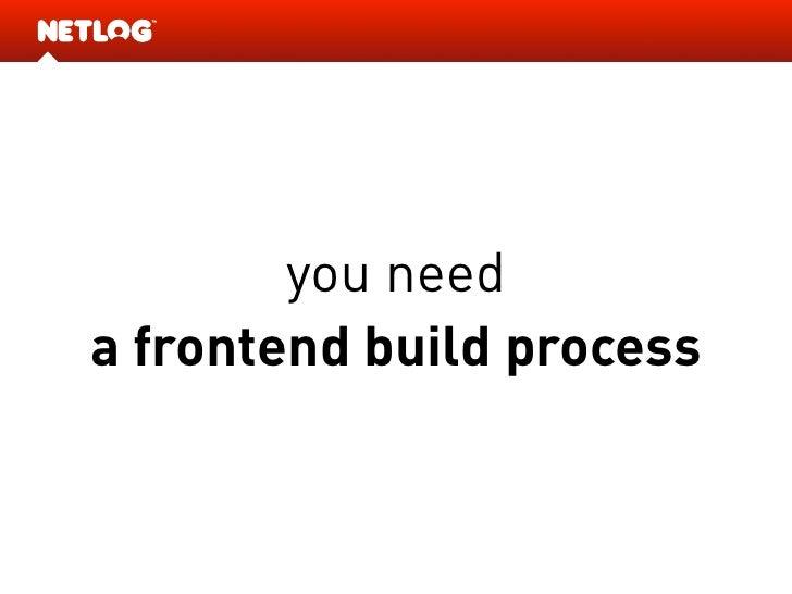 Get Your Frontend Sorted (Barcamp Gent 2008)
