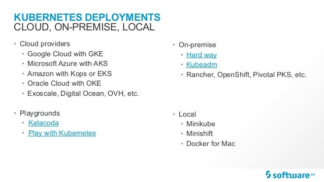 Get you Java application ready for Kubernetes !