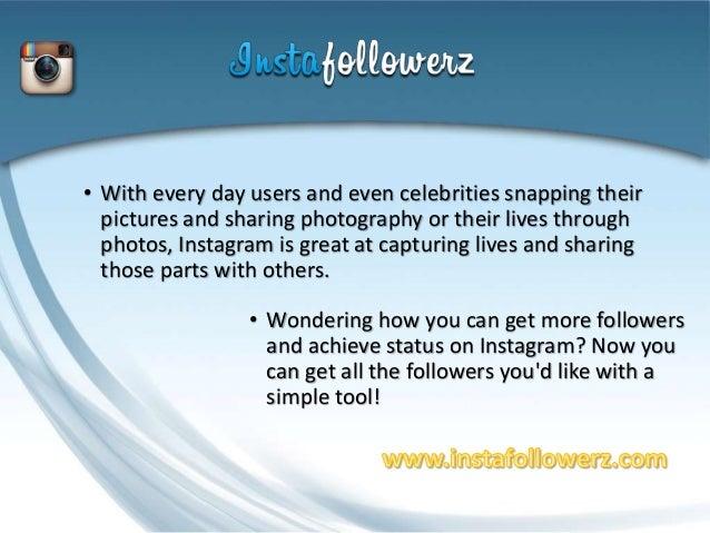 How to get 1000 instagram followers no survey – 1000