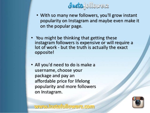 Get 1000 followers on instagram for free