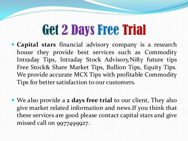 Get 2 days free trial Slide 2