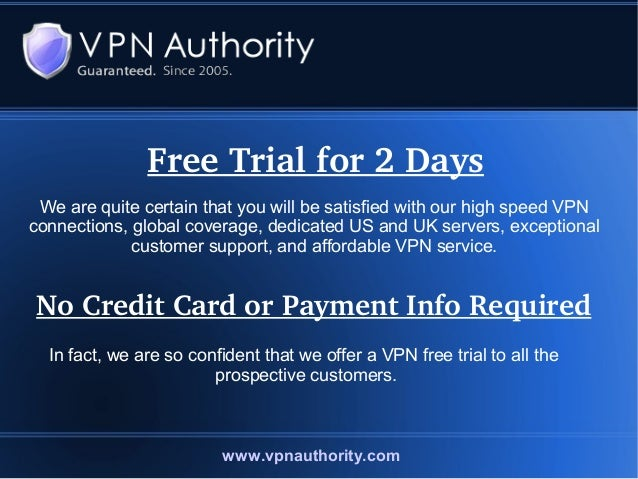 how to get vpn on mac free trial