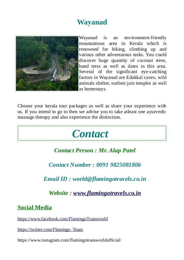 Get affordable kerala tour packages Slide 3