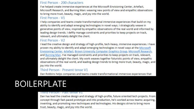boilerplate resume pdm 15027 3 boilerplate exle care