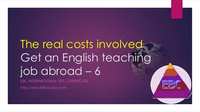 english language teaching essays