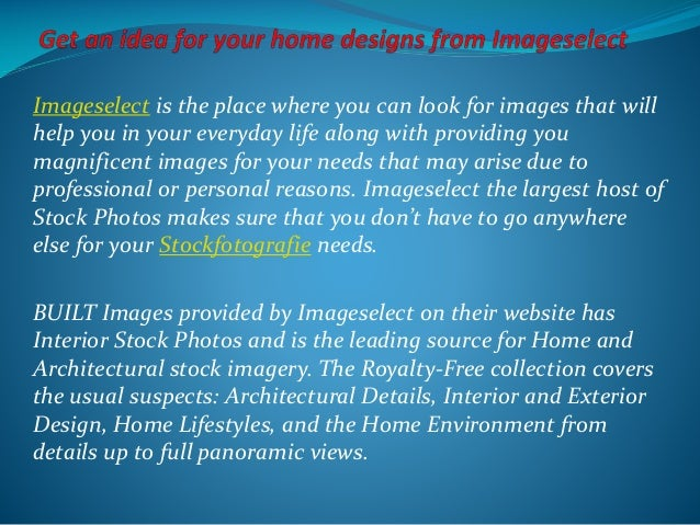 Imageselect is the place where you can look for images that will help you in your everyday life along with providing you m...