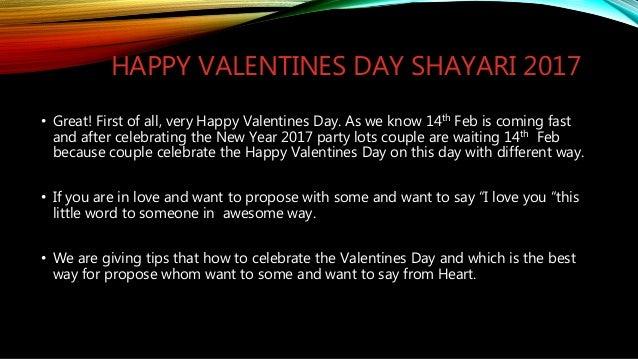 Get Awesome Valentines Day Shayari