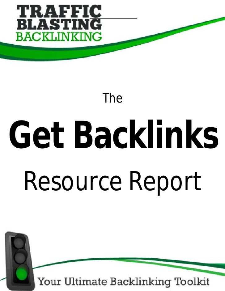 Want to Get Backlinks? Have You See Traffic Blasting Backlinking?                                              TheGet Back...