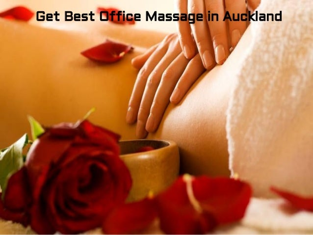 Get Best Office Massage in Auckland