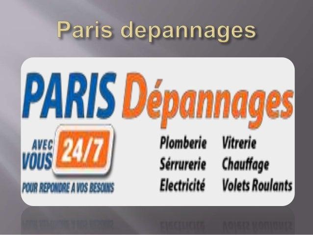  http://www.paris-depannages.fr/