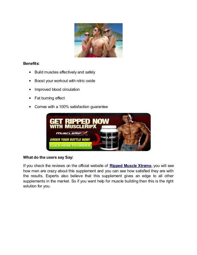 Get Big Muscle Hurry Offer Ends Soon Slide 2